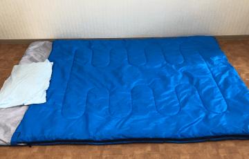 ミニマリストが実践する寝袋睡眠