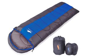 ミニマリストが使用する寝袋