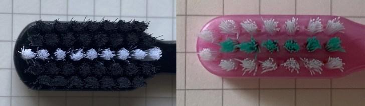 ミニマリスト愛用のCURAPROX(クラプロックス)の歯ブラシ