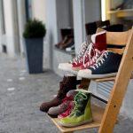 ミニマリストの靴事情