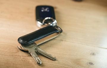 ミニマリストが使うキーケース兼財布