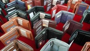 ミニマリストが愛用する財布