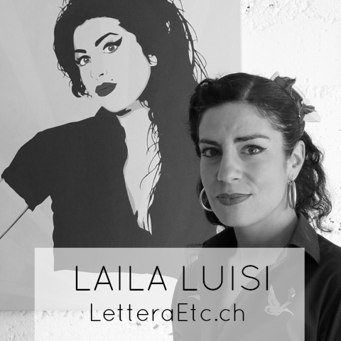 Laila Luisi für minimalistmuss.com