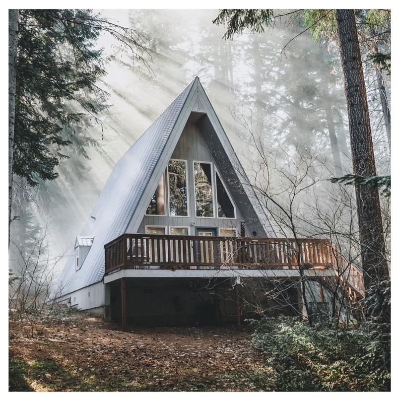 Kunst für mein Traumhaus. Fotos vom Künstler RobStrok aus Seattle bei minimalistmuss.com, Blog für wertevolles Leben.