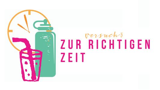 Blogpost: Mehr Wasser trinken - mit Hilfe vom richtigen Timing? by minimalistmuss.com