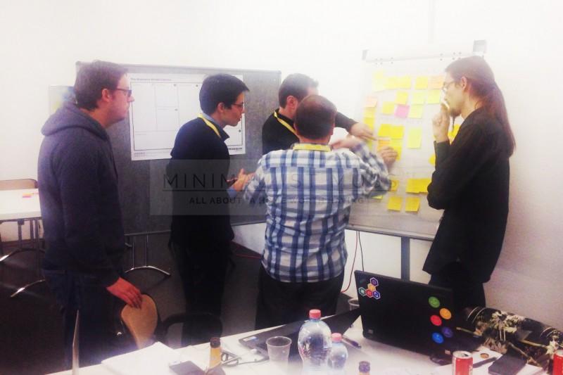 Startup Weekend, als Teilnehmer erleben. Ausführlicher Bericht über Nutzen und Ablauf by minimalistmuss.com