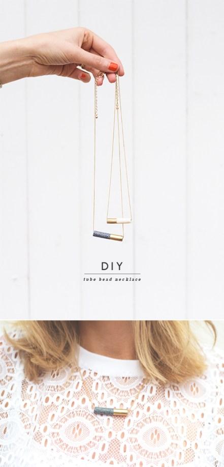 DIY Geschenke können richtig DELUXE sein. Auf minimalistmuss findet ihr eine ganze Sammlung dieser einzigartigen Selbstmachgeschenke. Hier DIY NECK CANDY