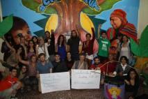 caravan equador solidarity
