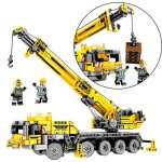 0_665pcs-Technic-Engineering