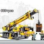 1_665pcs-Technic-Engineering