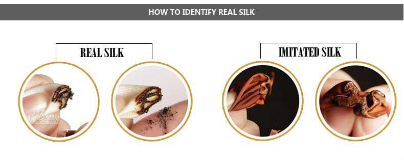 real silk