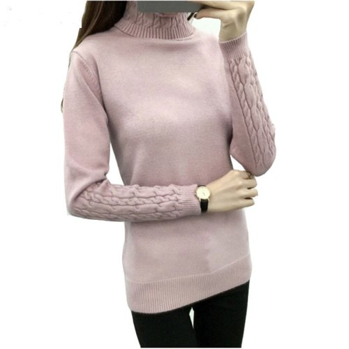 women turtleneck