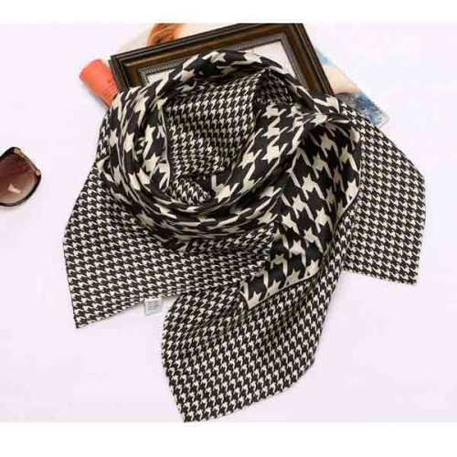 Square Silk Scarf10