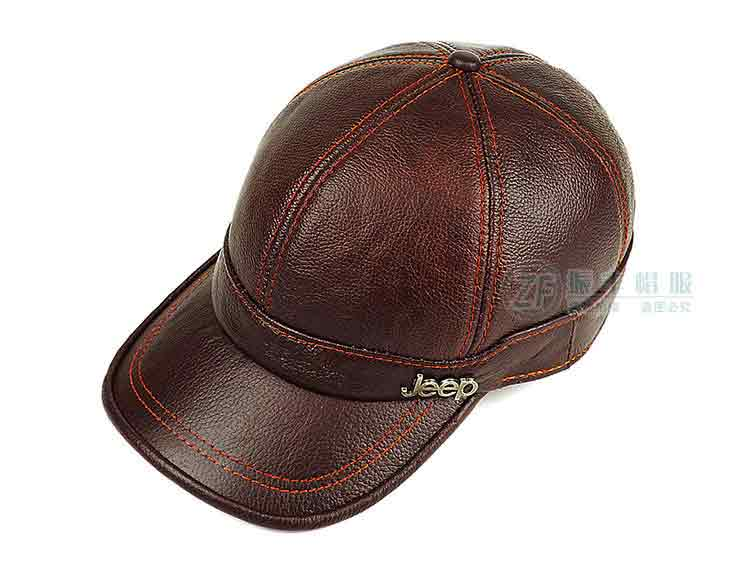 Genuine-Leather-Hat-Men-S12