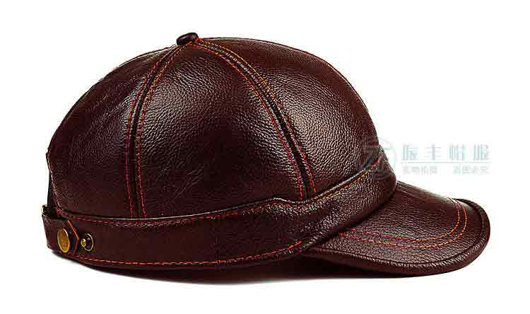 Genuine-Leather-Hat-Men-S8