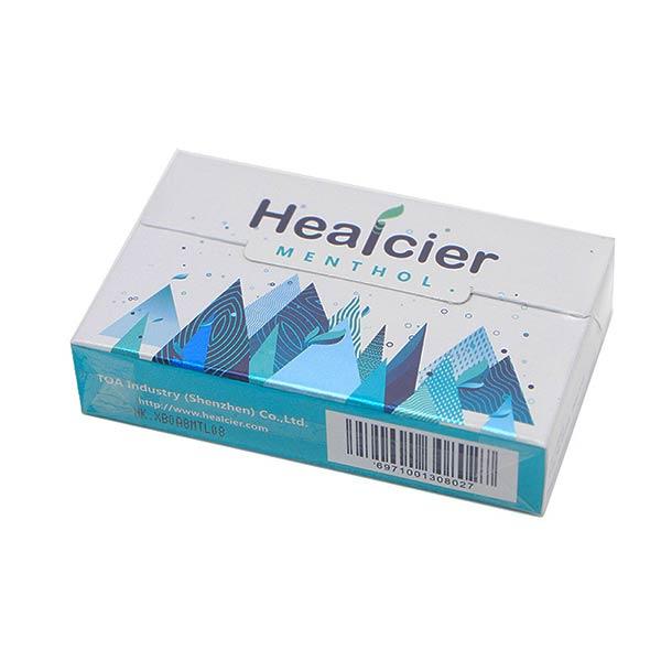 healcier menthol