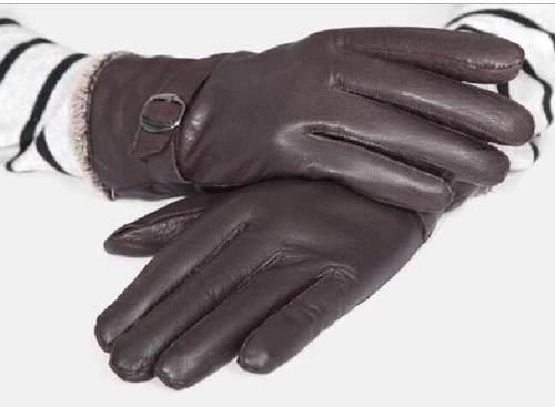 Gloves men Leather 1