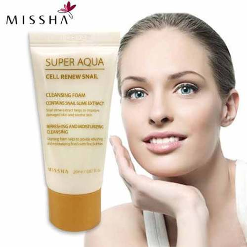 Super Aqua Cell Renew Snail