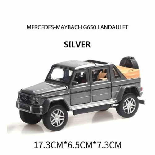 Maybach-SILVER