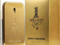1 million eau de toilette spray 1.7