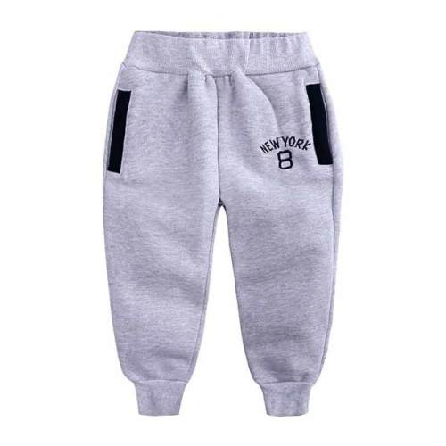 Ligth Gray Pants For Boys