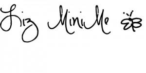 Liz MiniME Schmetterling