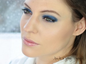 Astor EyeArtist ColorWaves Eye Shadow Look Blue