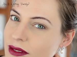 Nachgeschminkt Burberry Velvet and Lace