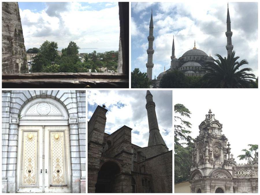 Istanbul-Architektur