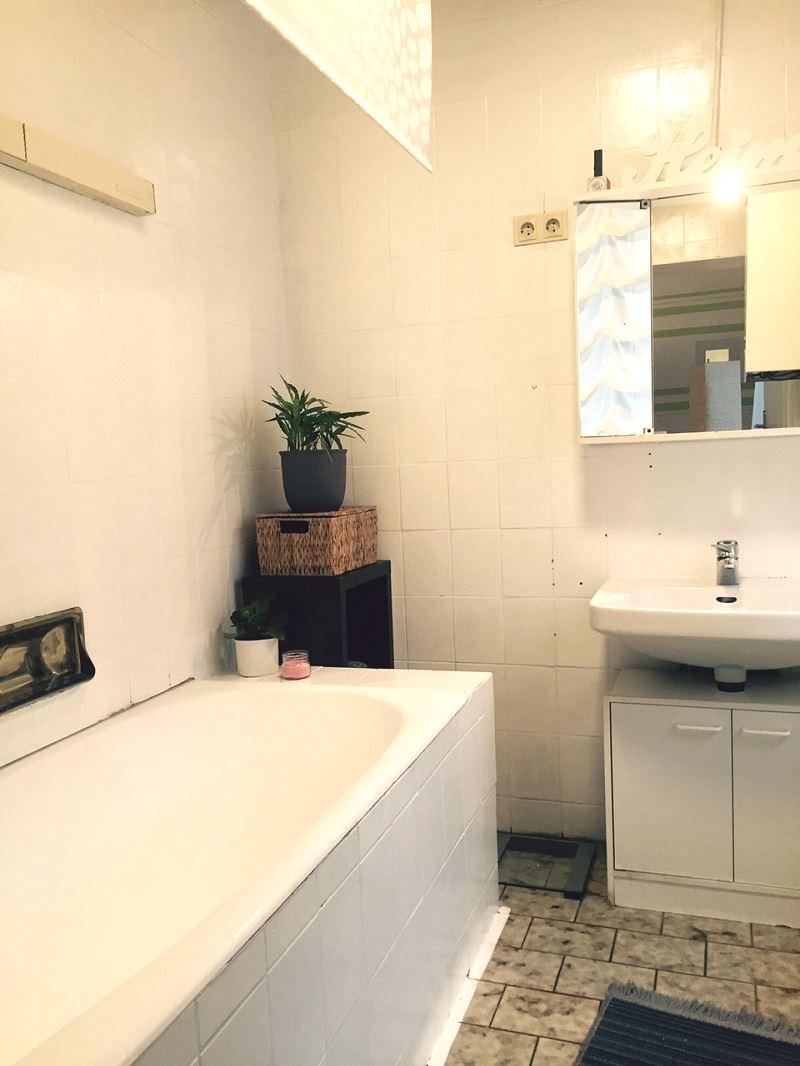 Badezimmer-Renovierung-Ergebnis
