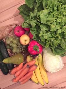 Gemüse-Obst-Kiste