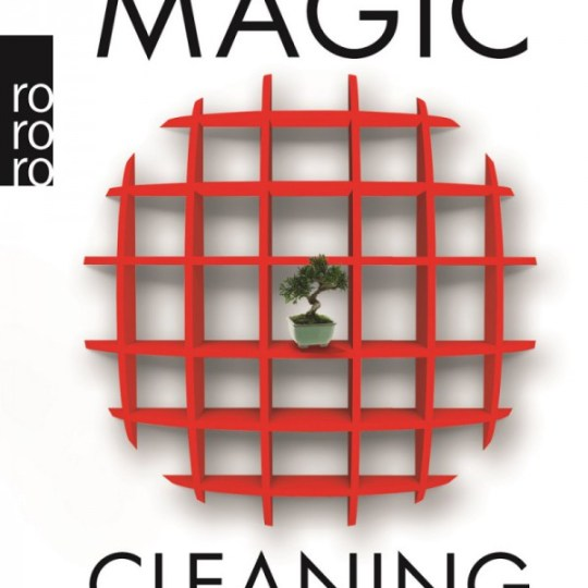 Buch-Tipp: Magic Cleaning | Marie Kondo