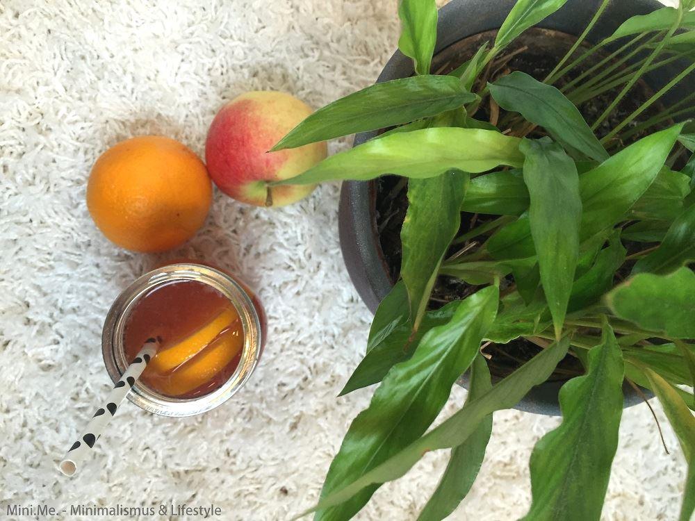 Quitten-Apfel-Punsch mit Orangen & Vanille