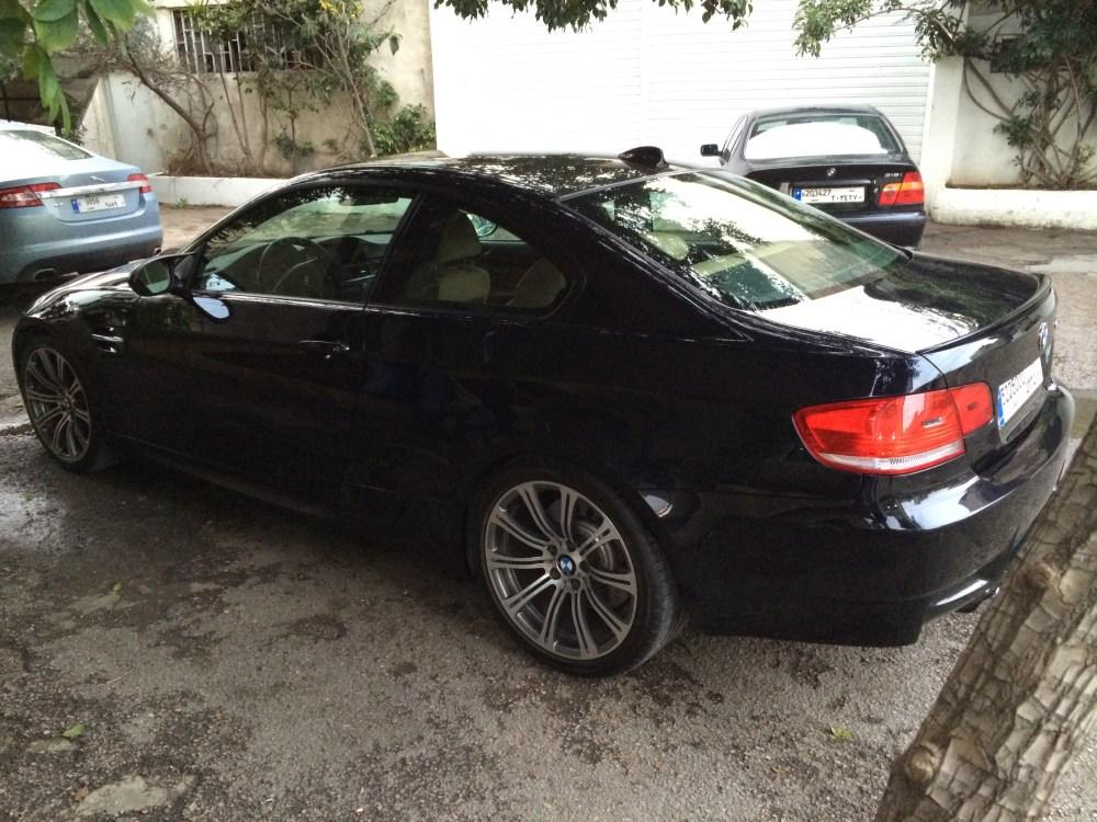 2009 BMW M3 SMG for sale at Mini Me Motors in Beirut, Lebanon (4/6)