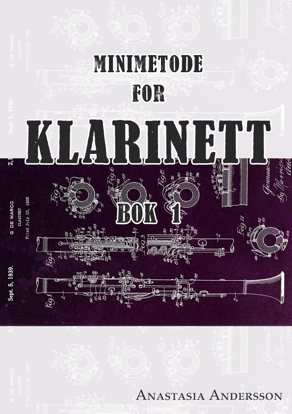 Minimetode for klarinett
