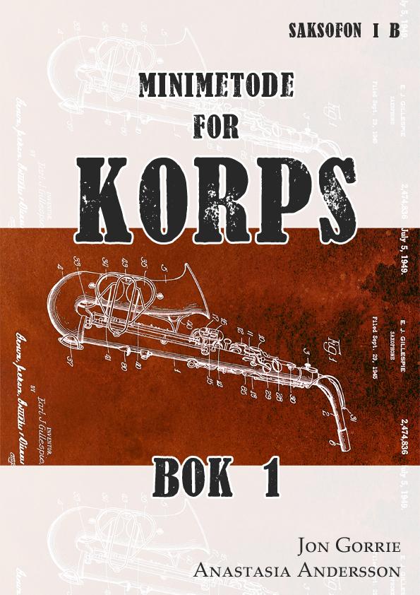 Korps - Saksofon i B