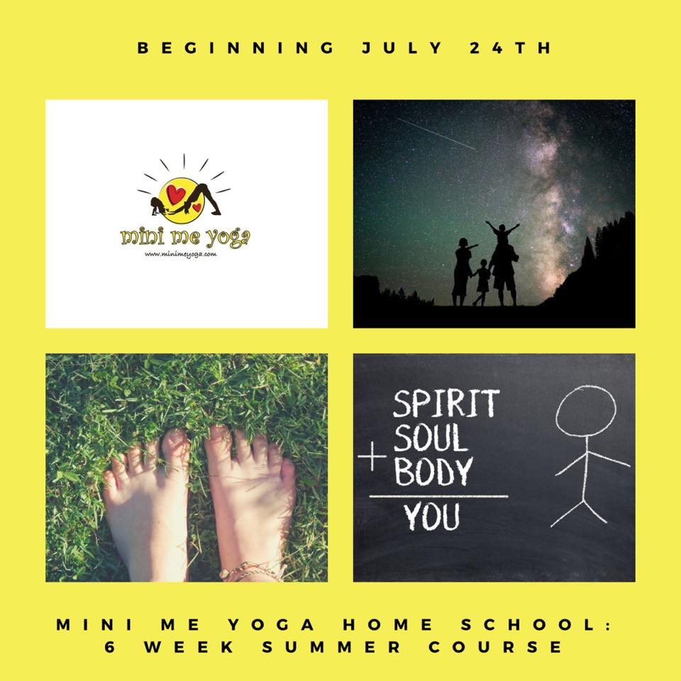 Inspiring Young Minds! – Welcome to Mini Me Yoga!