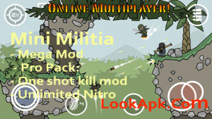 Download Mini Militia v3.0.47 MOD Apk