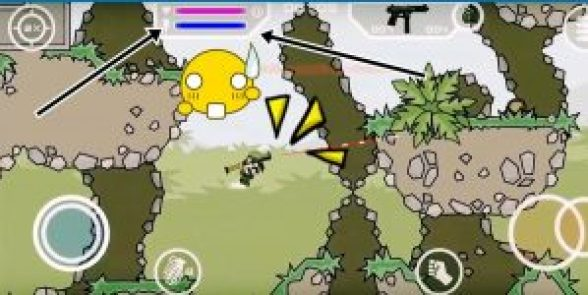 Mini militia unlimited everything mod is highly rated among mobile gamer because of freedom to use powers. If someone continuously attacking on you then no need to worry because you are using amazing mod. Simply use your unlimited ammo and kill the enemy