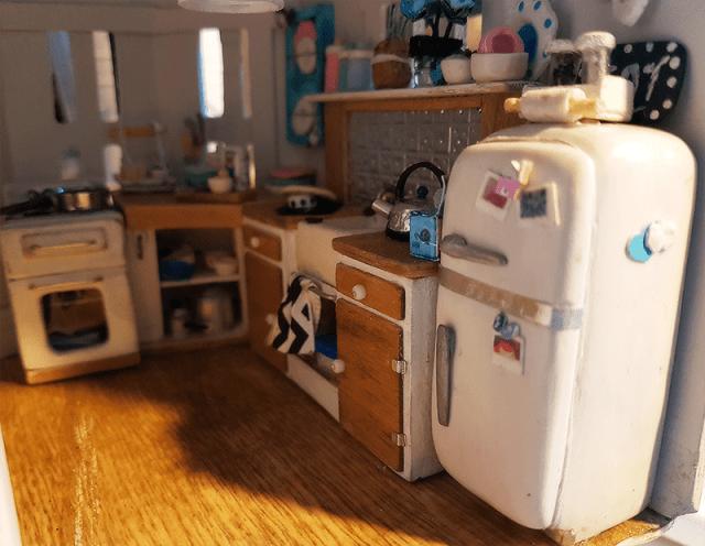 miniature kitchen 1
