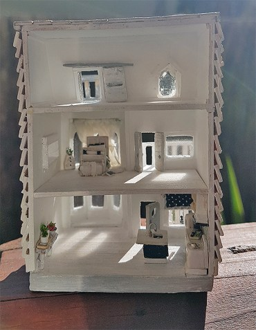 Furnishing the Dollhouse for a Dollhouse