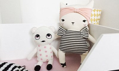 studio bundis kitty design knuffel