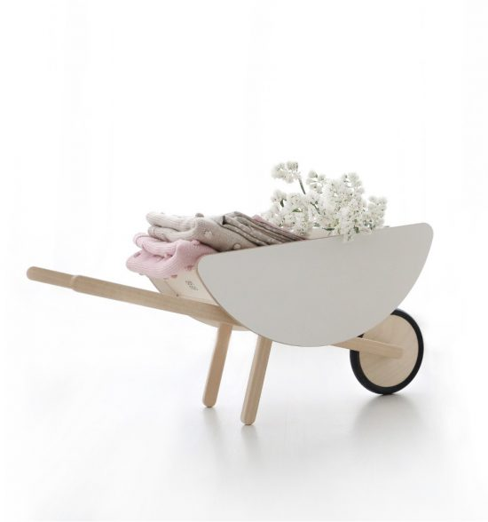 kruiwagen houten buitenspeelgoed