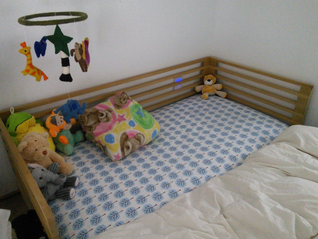 Baby cribs denver co - I Built A Co Sleeper For Her That Is A Full Sized Crib When The Time Comes I Can Convert It To A Crib With Higher Walls I Will Also Be Adding A Rail To