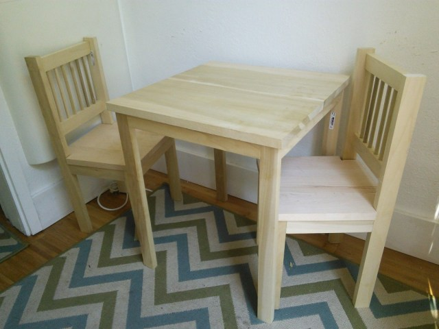 I'm pretty stoked with how they came out, Hazel loves it, really I was trying to find a way for me to have something to sit on when I put her to bed at night... that was the big push, James and I can each sit on a chair and read her bedtime stories and its MUCH easier on this preggo than sitting on the floor!