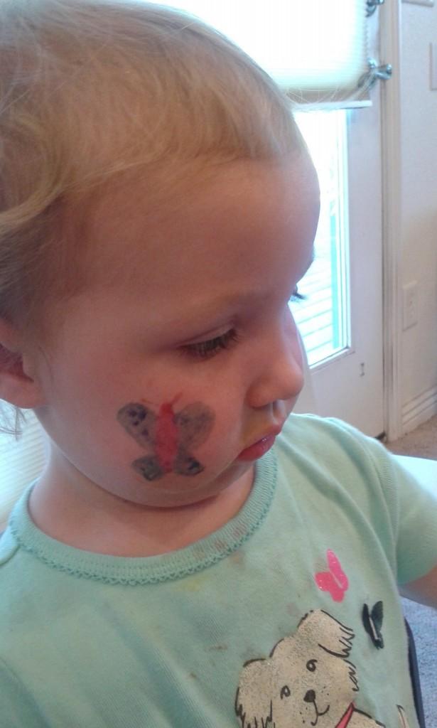 Hazel's butterfly