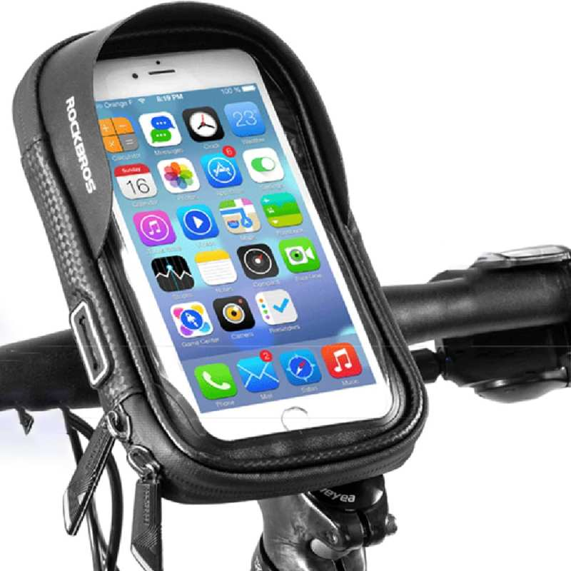 Rockbros Bicycle Phone Holder Bag B17-3