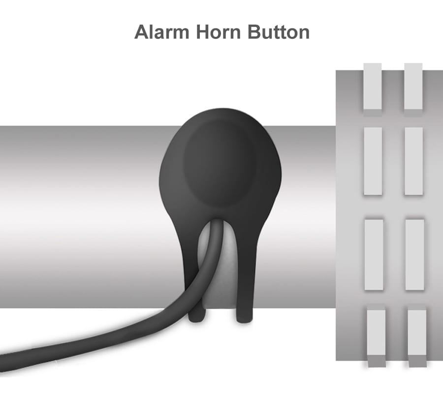 FEDOG Alarm with Horn p6