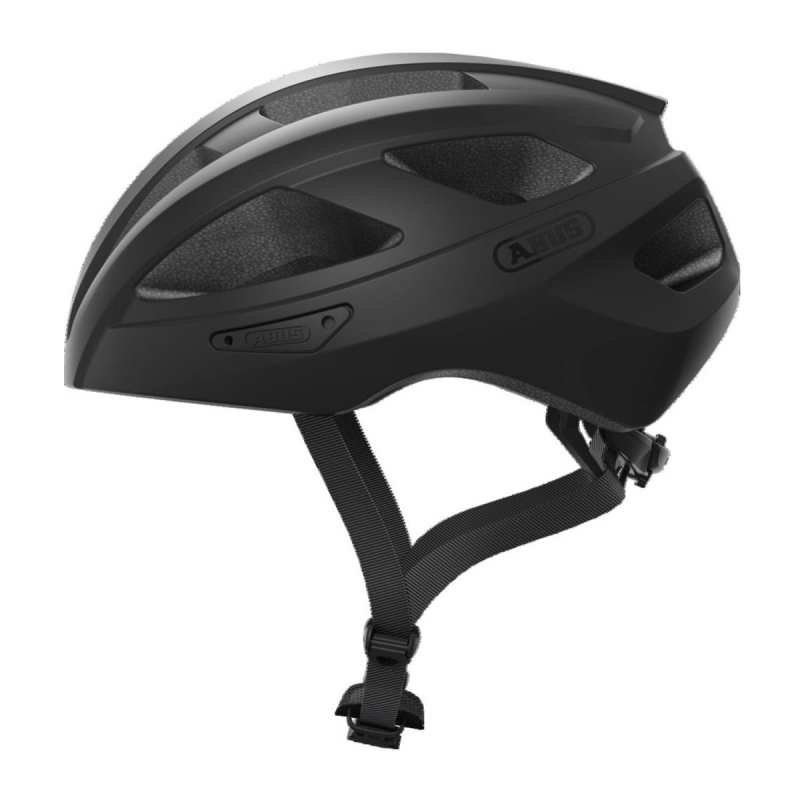 Abus Macator Germany Bicycle Helmet - Matte Black