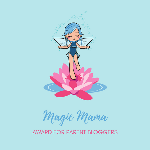 Magic Mama award for parent bloggers